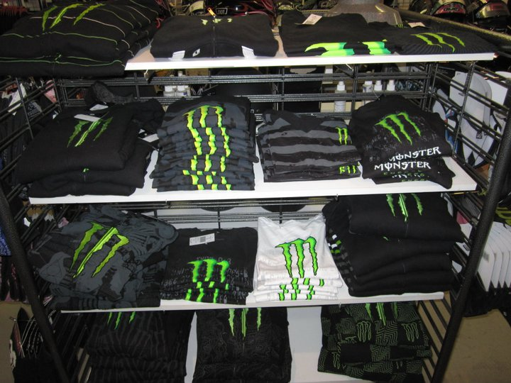 Monster Energy Hoodies df5252
